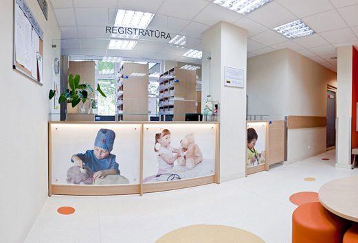 Antakalnio ligoninės registratūra